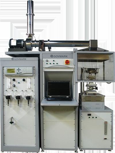 Thiết bị đo nhiệt lượng hình Cone (Cone Calorimeter)