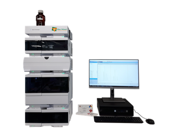Máy HPLC phân tích hợp chất thơm đa nhân (PAH) trong Diesel