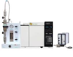 Hệ thống sắc ký khí phân tích tạp chất lưu huỳnh trong khí tự nhiên