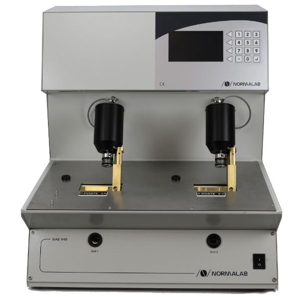 Thiết bị xác định điểm Anilin theo ASTM D611-  Normalab NAE 440