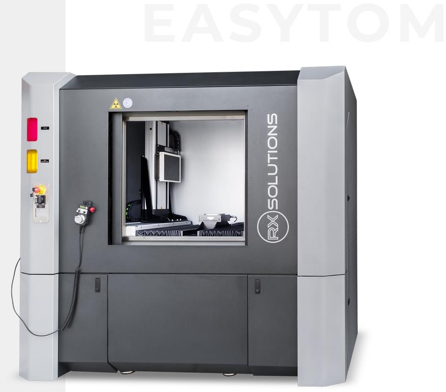 Hệ thống quét CT X-RAY 3D vật thể kích thước nhỏ/ vừa