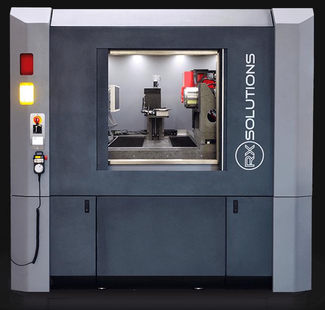 Hệ thống quét CT X-RAY 3D nano vật thể kích thước vừa
