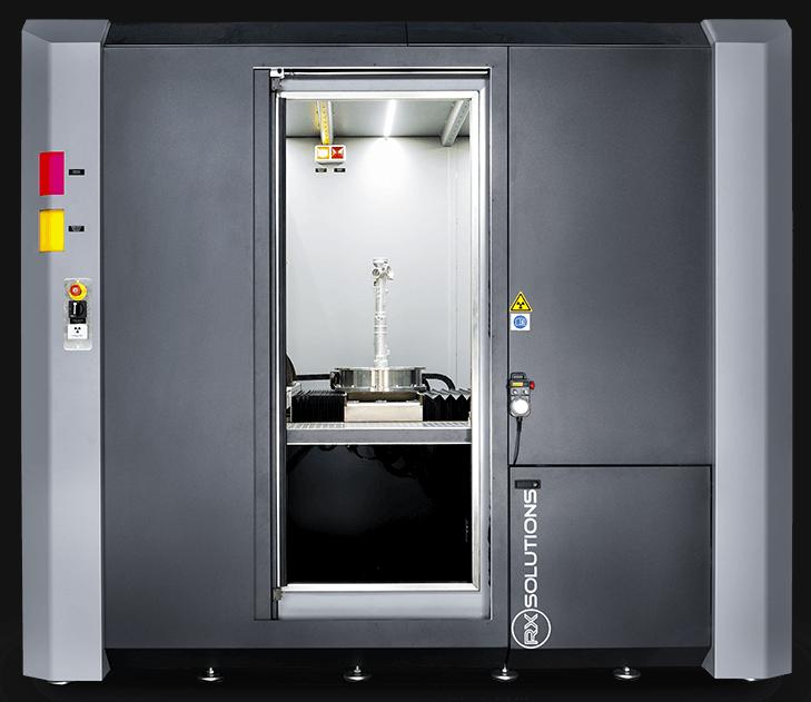 Hệ thống quét CT X-RAY 3D micro vật thể kích thước lớn