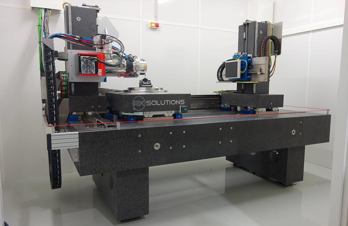 Hệ thống quét CT X-RAY 3D Ultra cho vật thể kích thước lớn