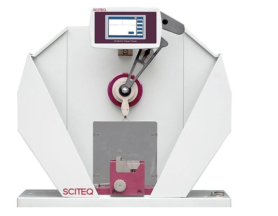 Thiết bị đo độ bền va đập kiểu Charpy của hãng SCITEQ