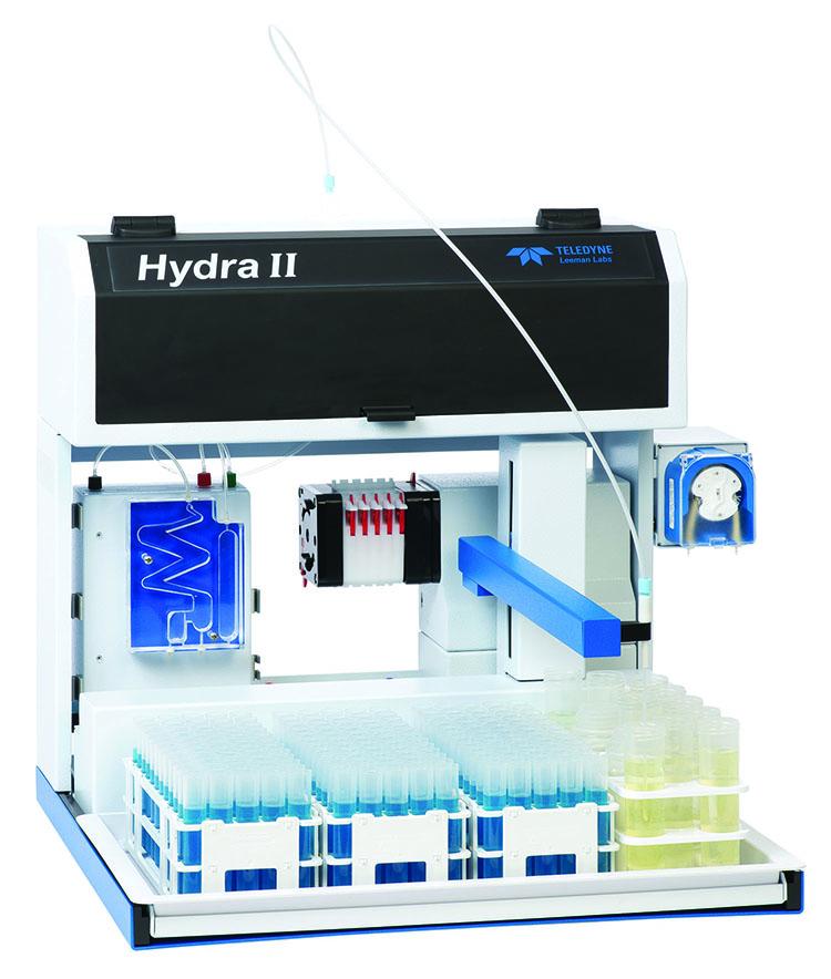Máy phân tích thủy ngân HG cho mẫu lỏng– HYDRA IIAA (CVAA)