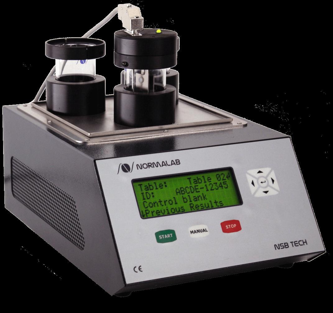 Thiết bị đo hàm lượng muối trong dầu thô theo ASTM D3230- Normalab NSB Tech