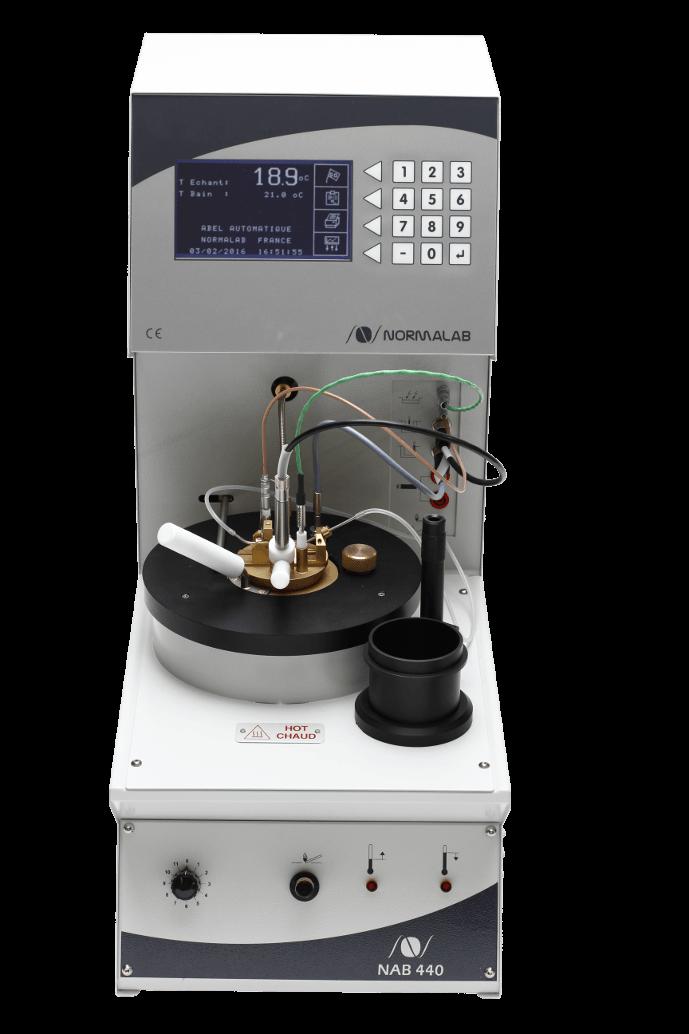 Thiết bị xác định điểm chớp cháy cốc kín ABEL theo IP 170-  Normalab NAB 440
