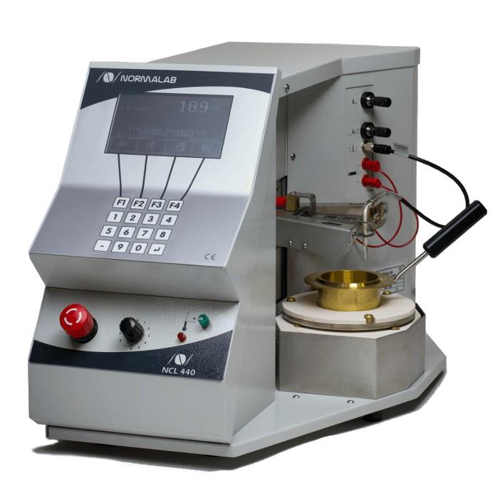 Thiết bị xác định điểm chớp cháy cốc hở Cleveland theo ASTM D92- Normalab NCL 440