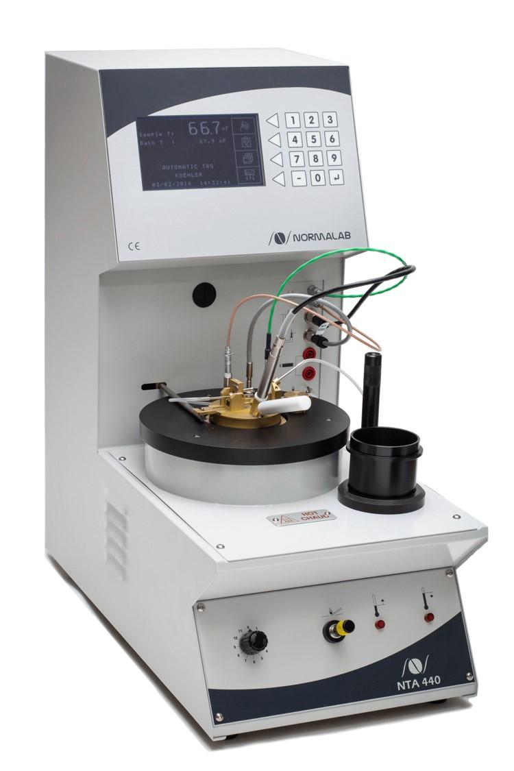 Thiết bị xác định điểm chớp cháy cốc kín TAG theo ASTM D56- Normalab NTA 440