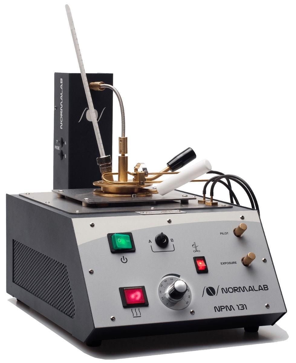 Thiết bị xác định điểm chớp cháy cốc kín theo ASTM D93- NPM 131