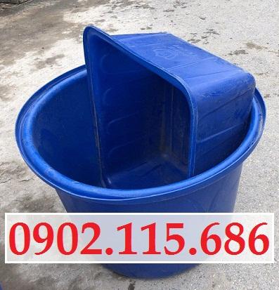 Thùng nhựa PP UV cao cấp