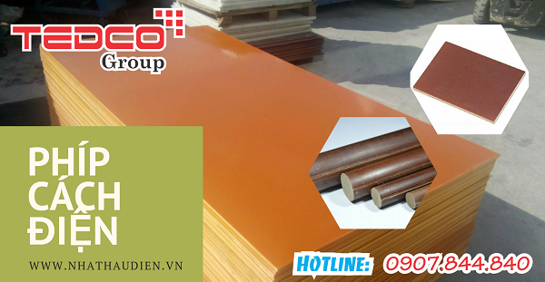 Phíp sừng-  Phenolic paper laminated sheet
