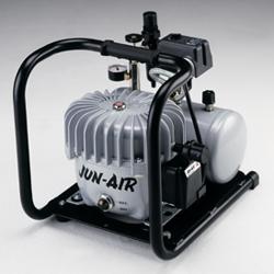 Máy nén khí không dầu Jun Air Model 3-4