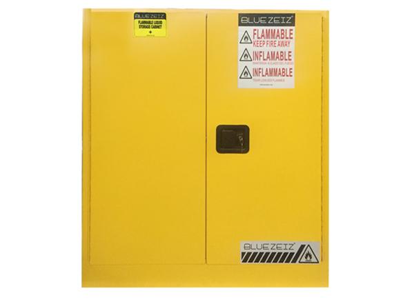Tủ đựng hóa chất chống cháy 30 Gal (114 Lít) BlueFC-30G