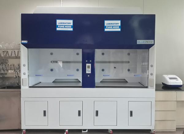 Tủ hút khí độc phòng thí nghiệm 2.4m BlueFH-2400SS