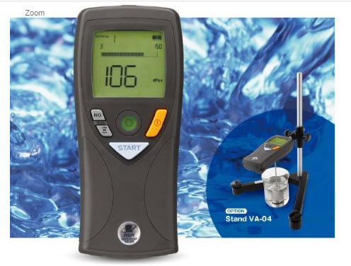 Máy đo độ nhớt Rion VT-05