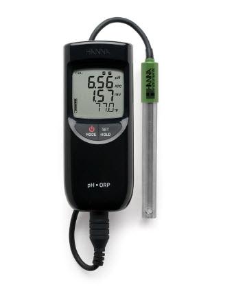 Máy đo pH/ORP/nhiệt độ chống thấm nước HI991003