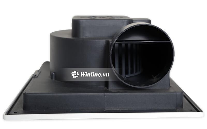 Quạt hút âm trần 20 ống dẫn ngang TC-20AV4