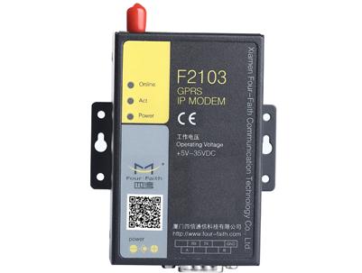 F2103 GPRS IP Modem