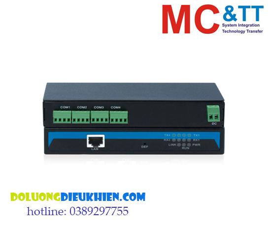 NP304T-4DI (RS-485): Bộ chuyển đổi 4 cổng RS-422/485 sang Ethernet 3onedata