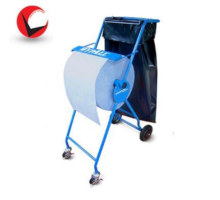 Khăn giấy lau thấm dầu Wypall L30 blue