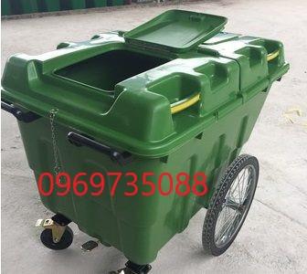 Xe gom rác 660L-SG660