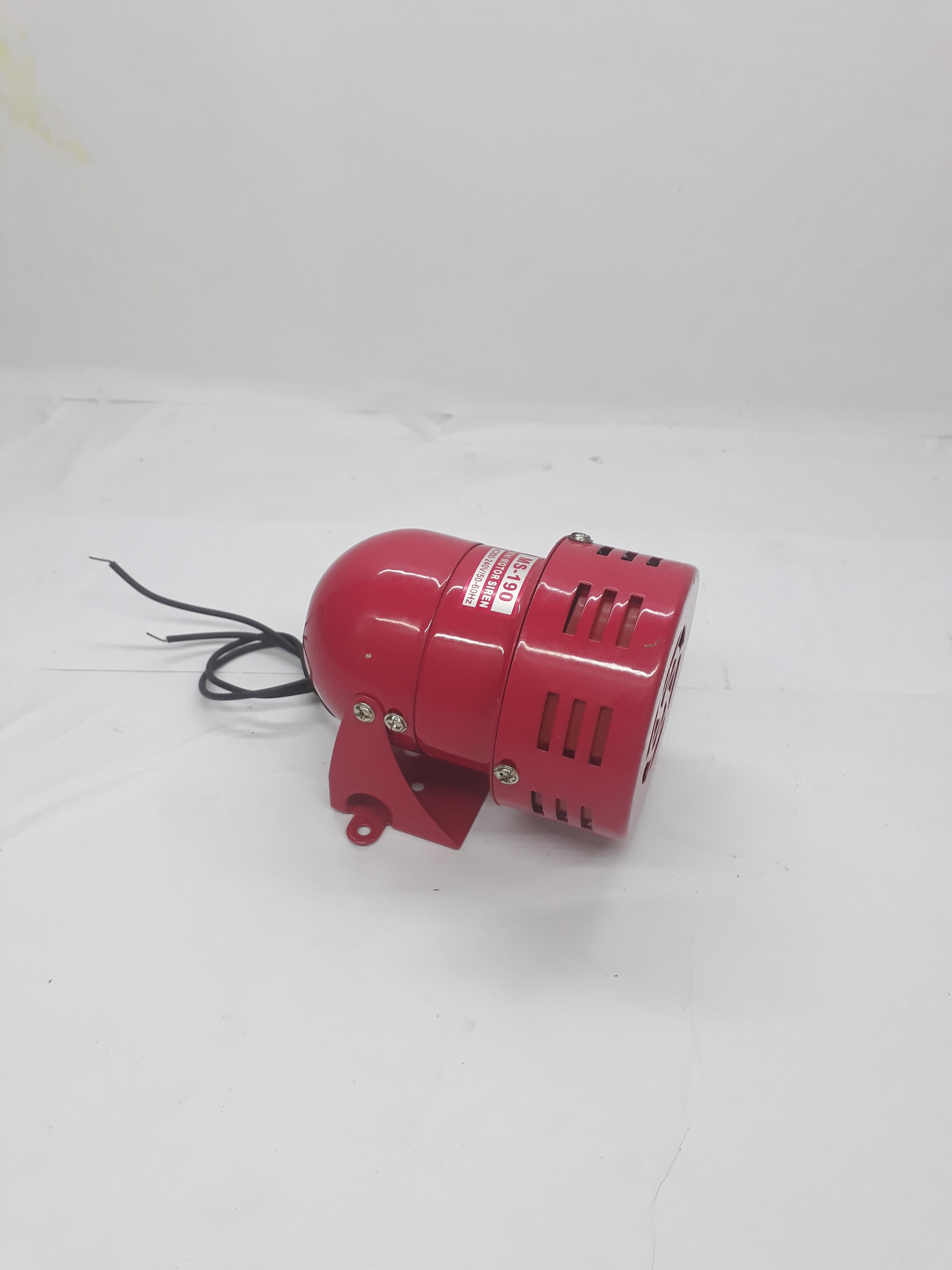 Còi hú báo động motor LK-MS190