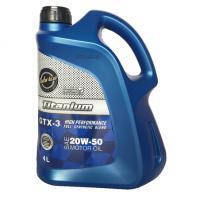 Dầu nhớt lubrico Titanium SN 20W50