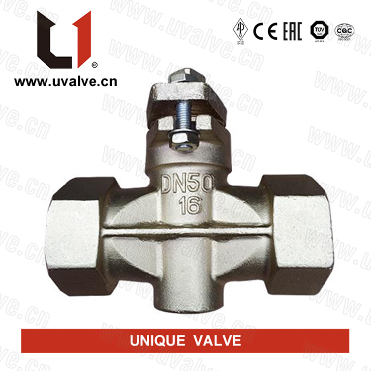 Threaded Plug Valve