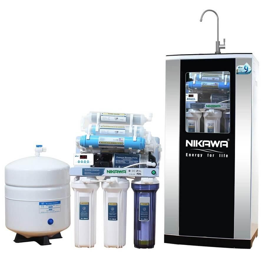 Máy lọc nước tinh khiết RO gia đình NKW- RO/12L