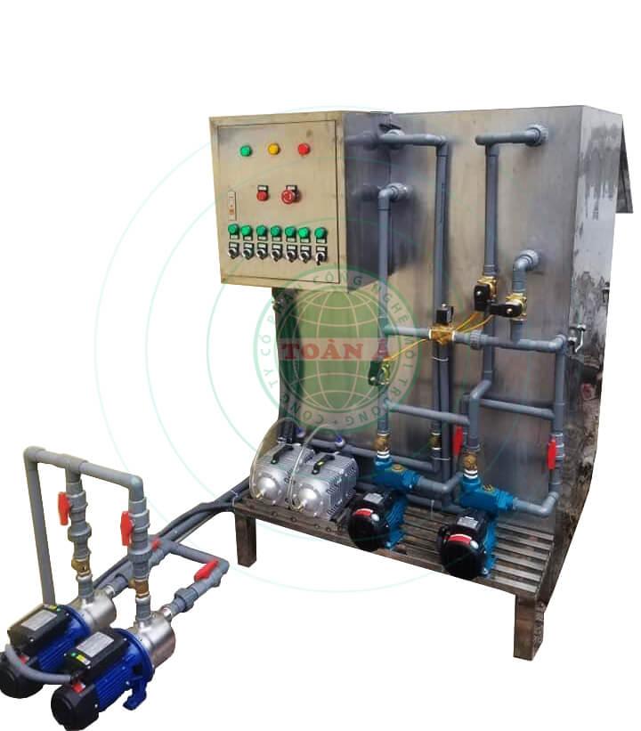 Hệ thống xử lý nước thải ngành y tế