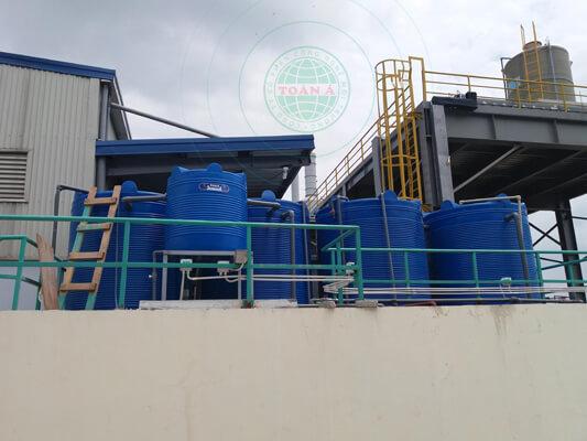 Hệ thống xử lý nước thải ngành dược phẩm