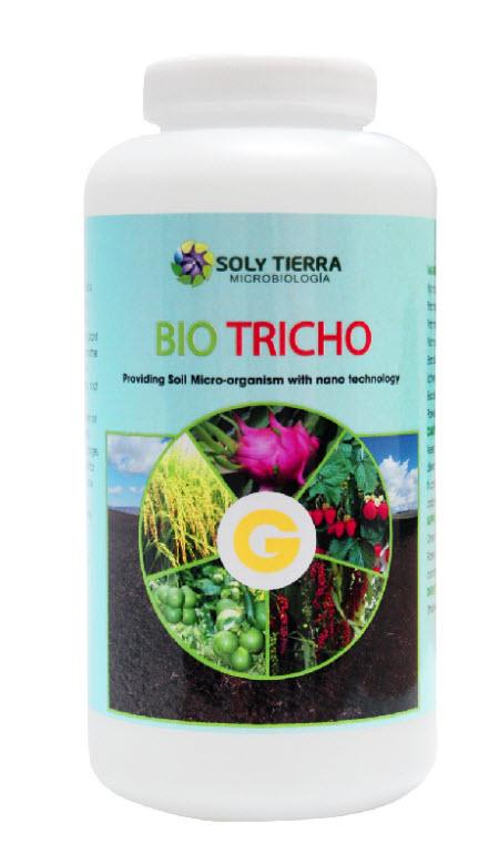 Kiểm soát nấm bệnh hại rễ- BIO TRICHO