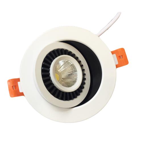 Đèn led âm trần 360 độ THD-736