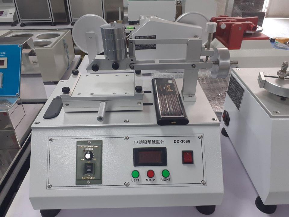 Máy kiểm tra độ cứng của lớp sơn trên bề mặt nhựa XHS-DD3086