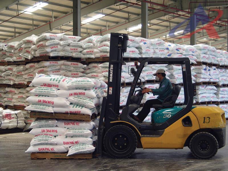 Dịch vụ kiểm tra hàng hóa nhập khẩu phân bón