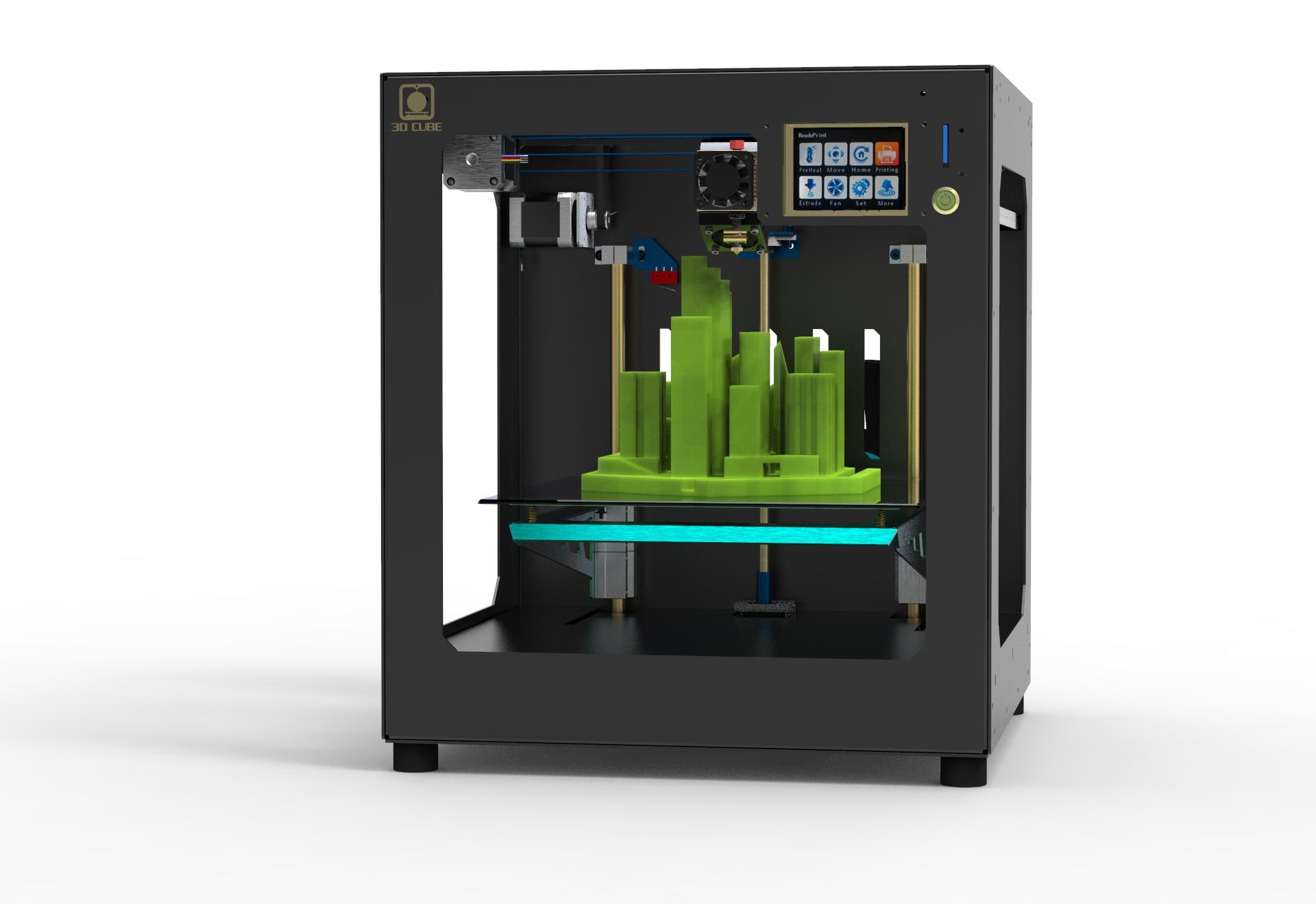 Máy in 3D công nghiệp WIGO 200
