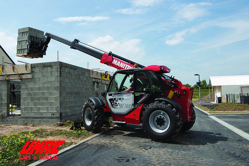 Xe nâng hàng đa năng MT-X 1030 ST