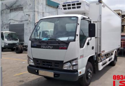 Xe tải Isuzu 1T9 đông lạnh