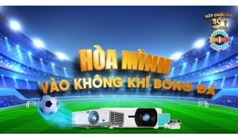 Máy chiếu xem bóng đá ViewSonic