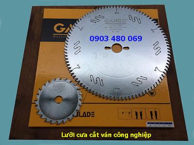 Lưỡi cưa cắt ván công nghiệp Ganbo 300x96T