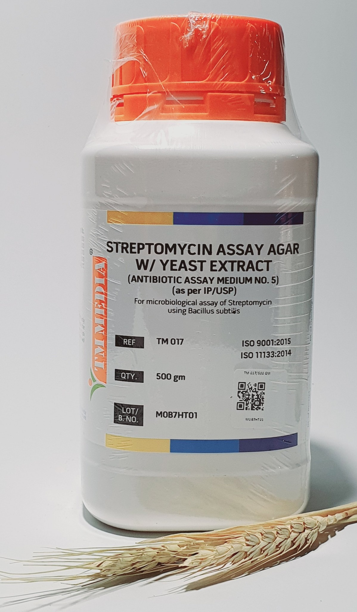 Antibiotic Assay Medium No. 5