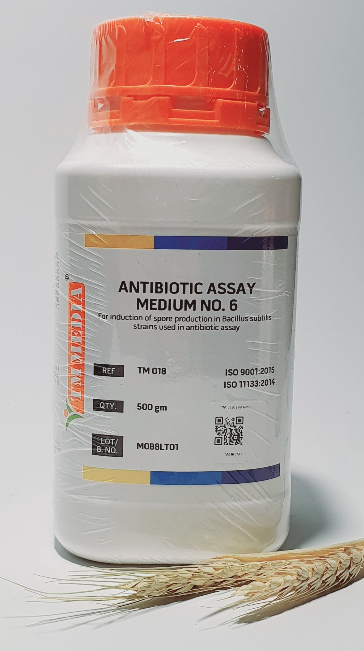Antibiotic Assay Medium No. 6