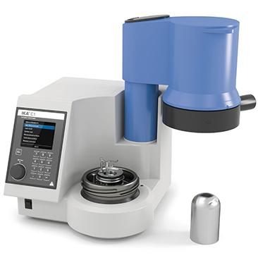 Máy đo nhiệt lượng bình oxy vỏ tĩnh IKA C1