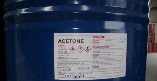 Dung môi Acetone