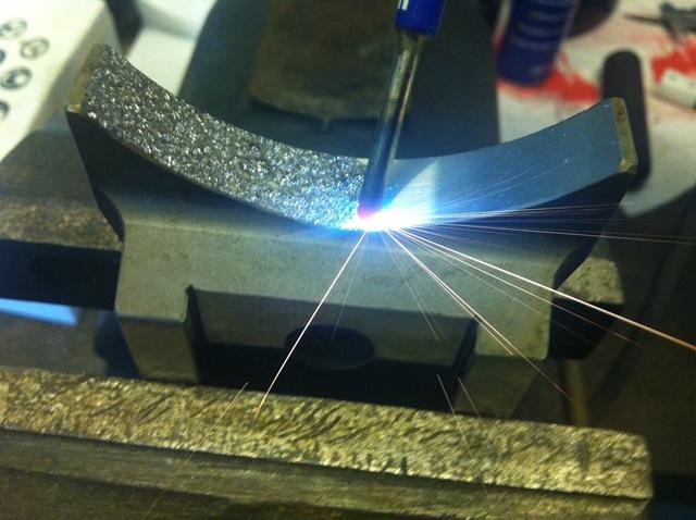 Máy phủ làm cứng bề mặt Rocklinizer 950/ 950E- USA