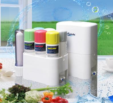 Hệ thống lọc nước DrSukida