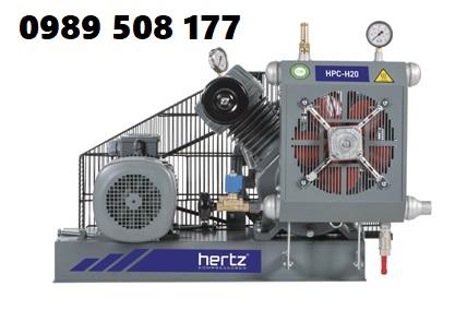 Máy nén khí tăng áp Hertz- Đức
