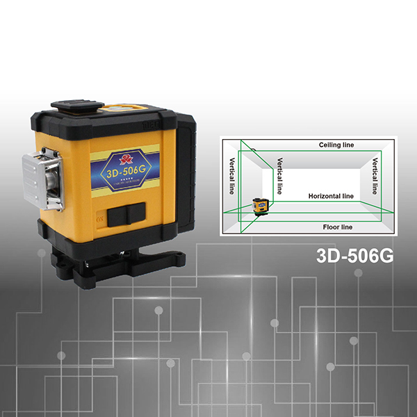 3D-502SG GPI green laser level